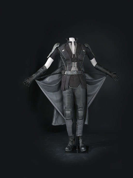 image for Storm costume from X-Men: Days of Future Past