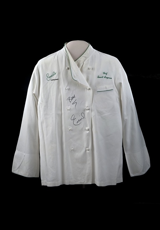 image for Chef's Jacket, Emeril Lagasse