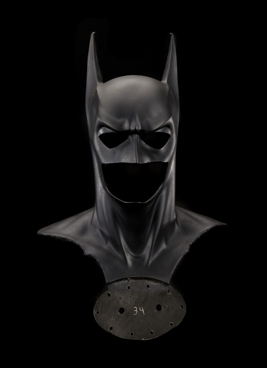 image for Batman cowl from Batman and Robin