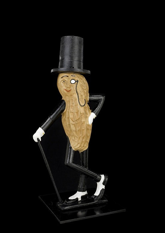 image for Mr. Peanut® Statue