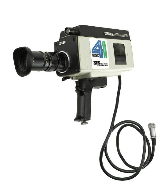 image for KWEX TV Camera