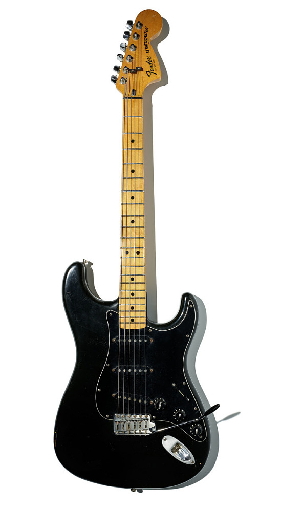 image for Fender Stratocaster Electric Guitar used by Sting