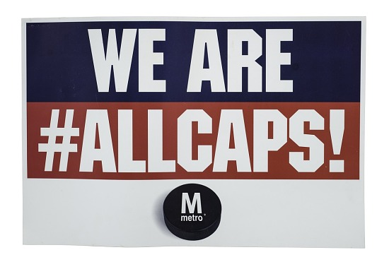 image for Poster from the Washington Capitals Stanley Cup Parade held in Washington, DC on June 12, 2018