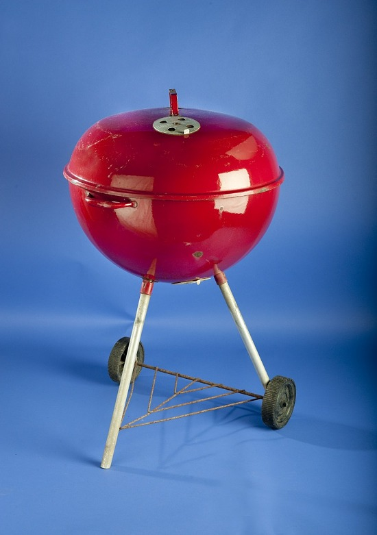 image for Weber Kettle Charcoal Grill