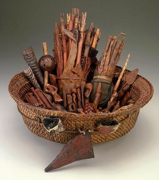 image for Divination basket