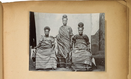 image for African women photograph