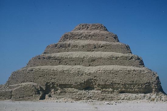 image for The Step Pyramid of Djoser, Ṣaqqārah, Egypt, slide