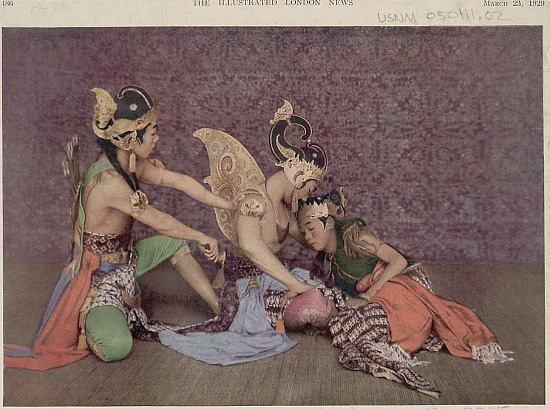 image for Ceremony, Court Dance 1929