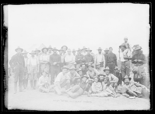 image for White Soldiers n.d