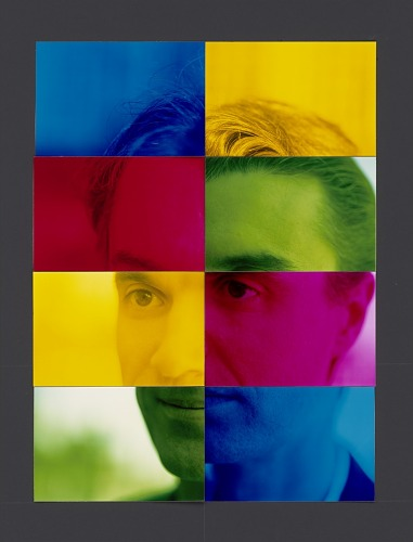 image for David Byrne Self-Portrait