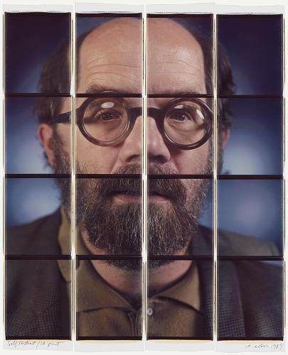 image for Chuck Close Self-Portrait