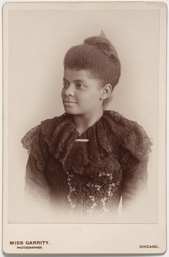 image for Ida B. Wells-Barnett