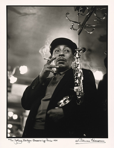 image for Johnny Hodges