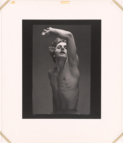 "image for Mikhail Baryshnikov in ""Le Jeune Homme et La Mort"""