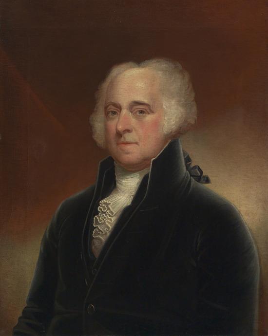 19. John Adams