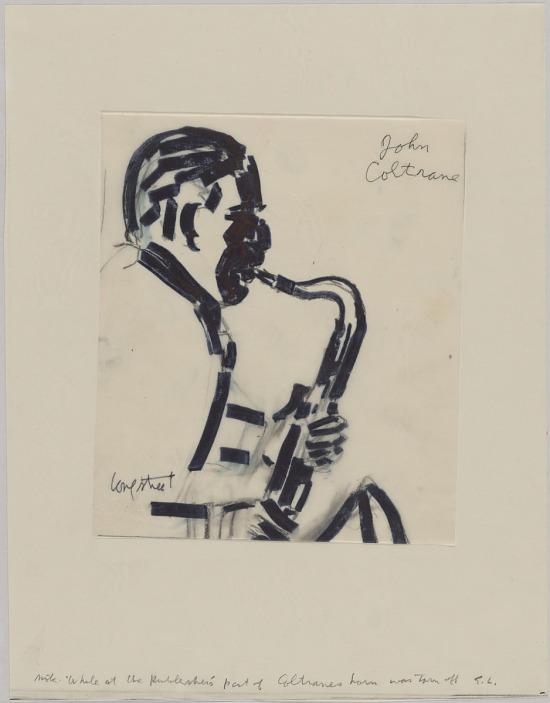 image for John Coltrane