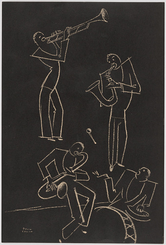 image for Le Tumulte Noir/Band on Black