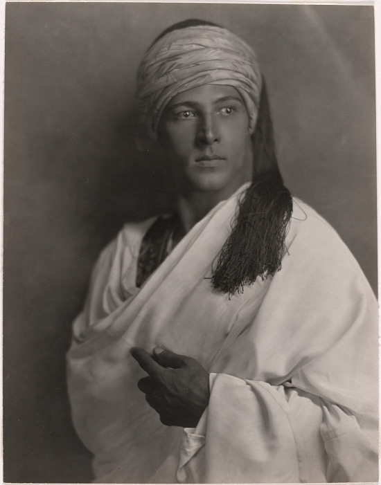 image for Rudolph Valentino