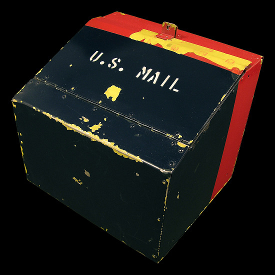 image for Regulus I Missile Mail container