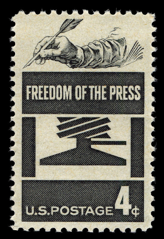 image for 4c Freedom of the Press single