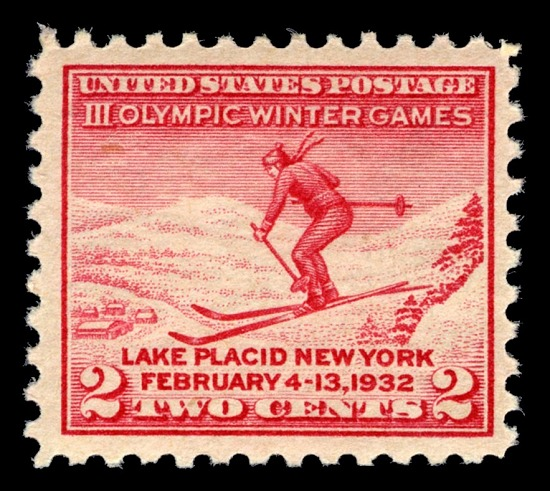image for 2c Olympic Winter Games skier single