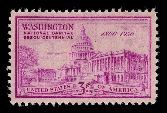 image for 3c U.S. Capitol single