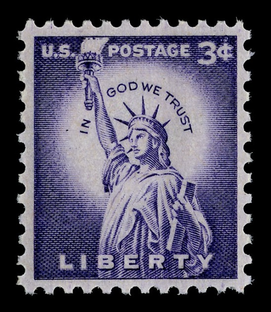 image for 3c Statue of Liberty single