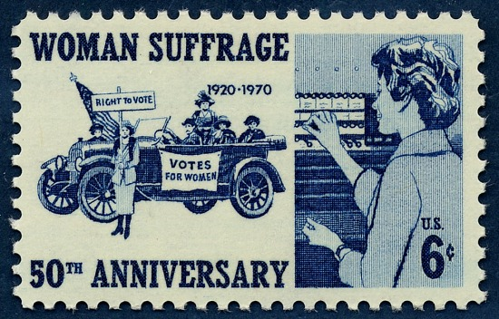 image for 6c Woman Suffrage single