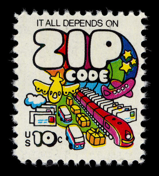 image for 10c Zip Code single