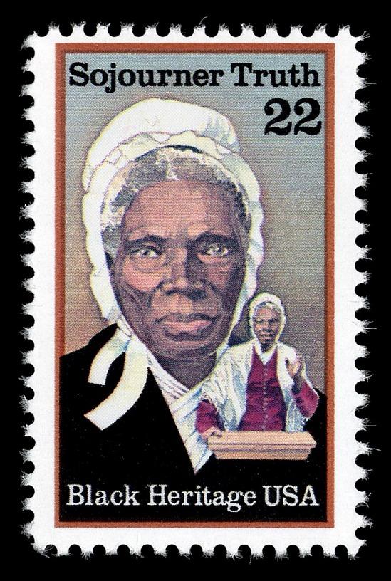image for 22c Sojourner Truth single
