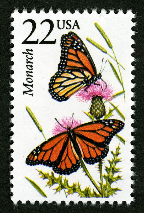 image for 22c Monarch Butterfly single