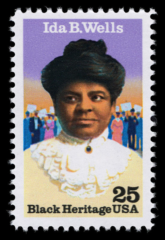 image for 25c Ida B. Wells single