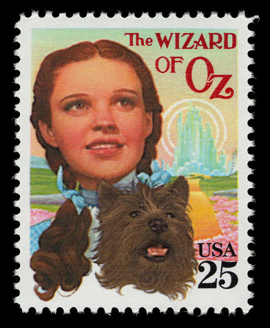 image for 25c The Wizard Of Oz single