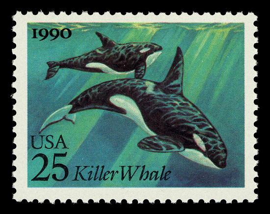 image for 25c Killer Whales single