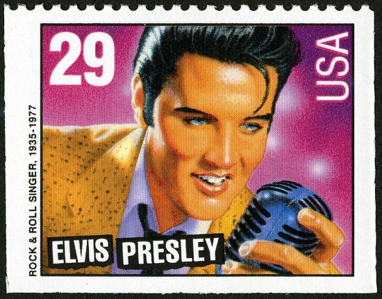image for 29c Elvis Presley single