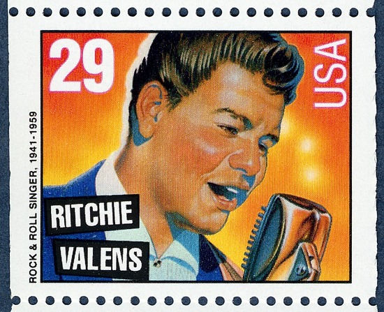 image for 29c Ritchie Valens single