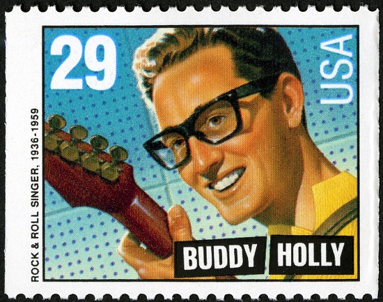 image for 29c Buddy Holly single