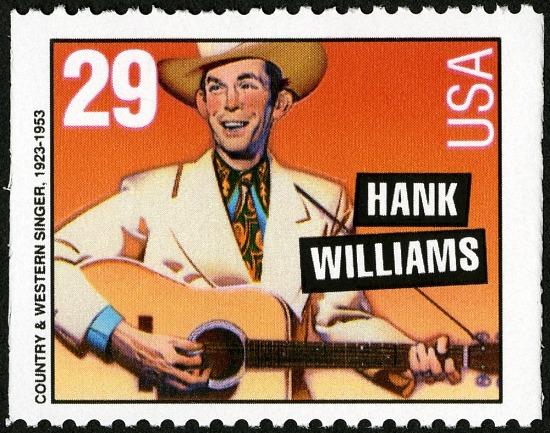 image for 29c Hank Williams single