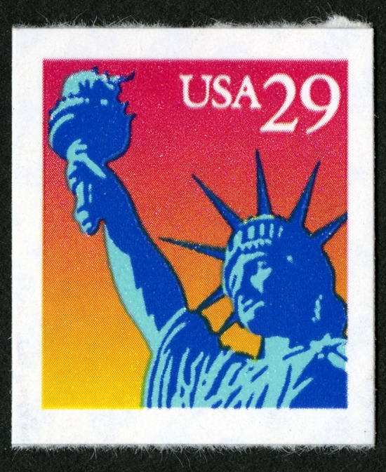 image for 29c Statue of Liberty single