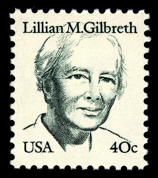 image for 40c Lillian Gilbreth single