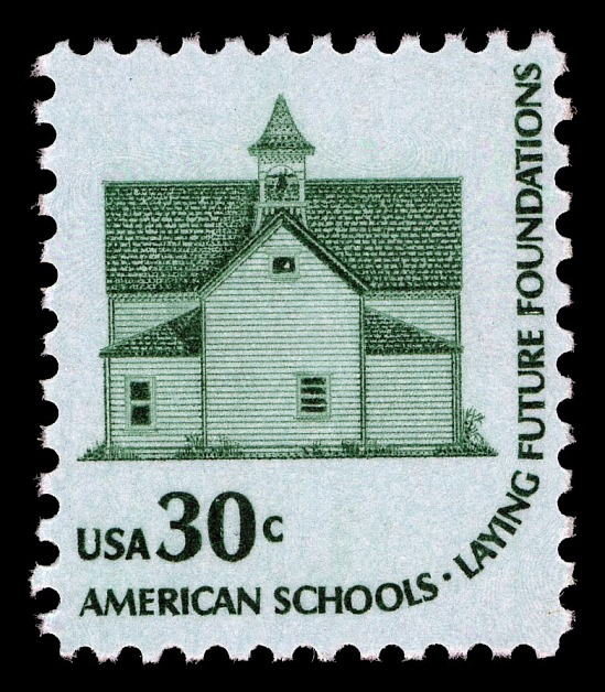 image for 30c Morris Township School single