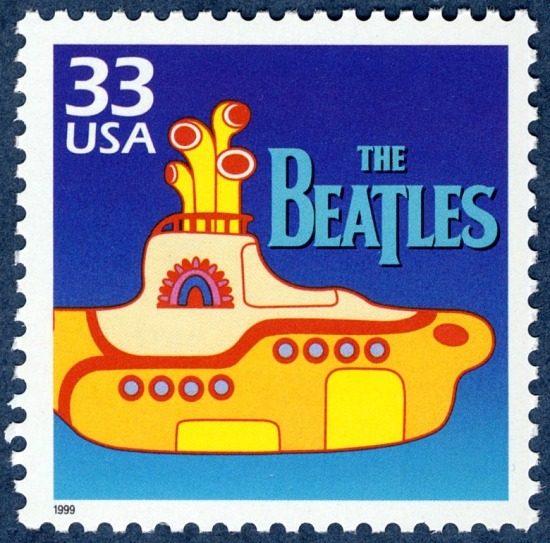 image for 33c The Beatles single
