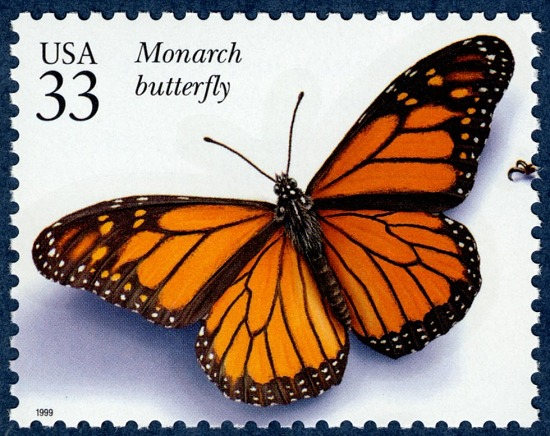 image for 33c Monarch Butterfly
