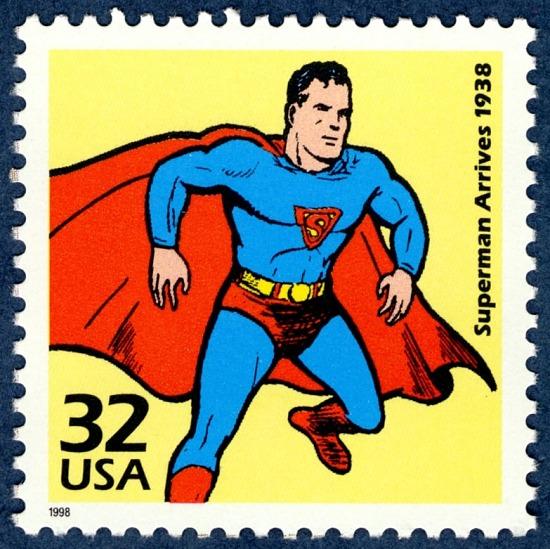 image for 32c Superman Arrives single