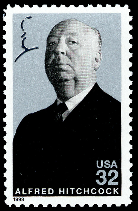 image for 32c Alfred Hitchcock single