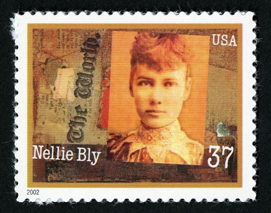image for 37c Nellie Bly single