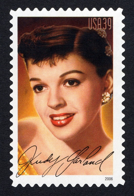 image for 39c Judy Garland single