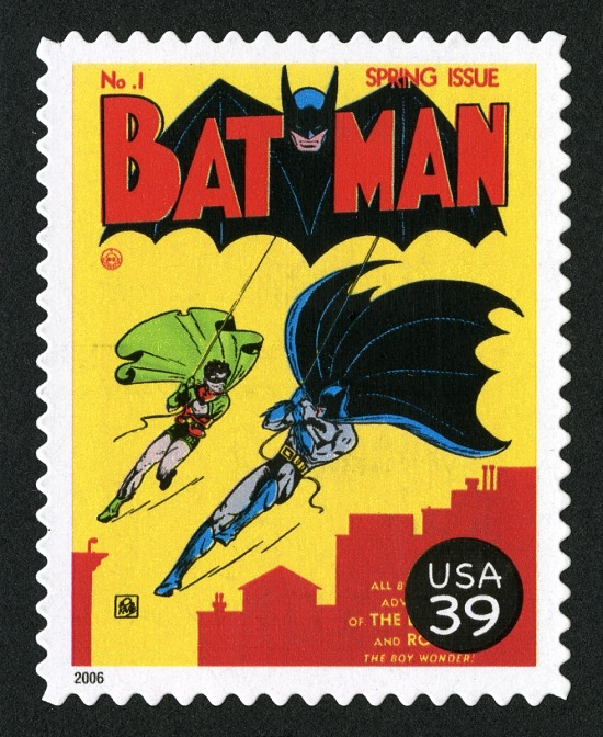 image for 39c Cover of Batman single