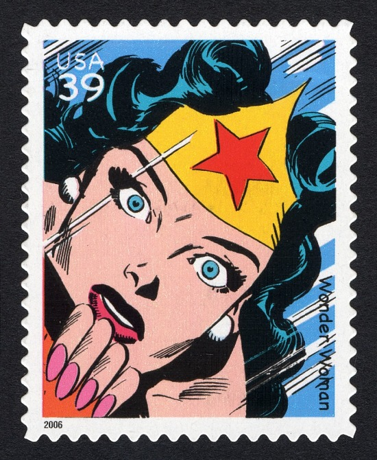 image for 39c Wonder Woman single