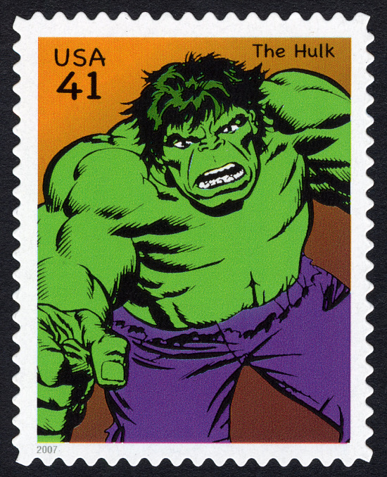 image for 41c The Hulk single